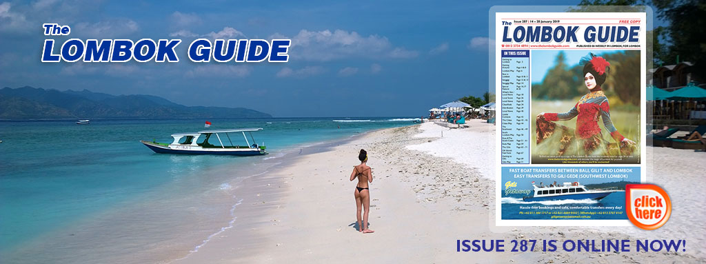 The Lombok Guide Issue 287
